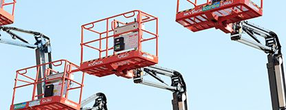 Mobile Elevated Work Platforms - Hire, Training & Sales